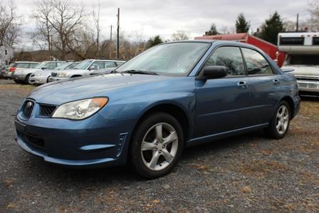Coming Soon! 2007 Subaru Impreza Sedan