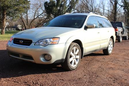 2007 Subaru Outback AWD