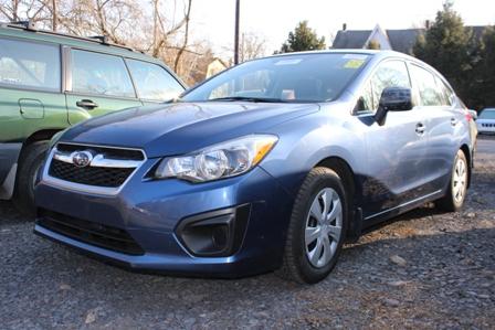 2013 Subaru Impreza AWD