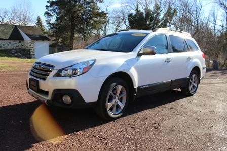 2013 Subaru Outback SW