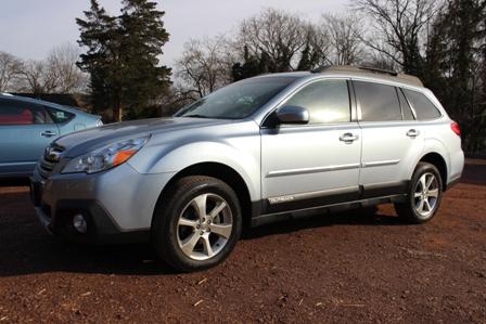 2014 Subaru Outback Ltd
